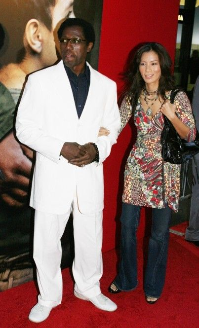 Asian Black Couples Movie Actor Wesley Snipes And His Wife Nikki Black Couples Blacked Interracial Interacial Couples