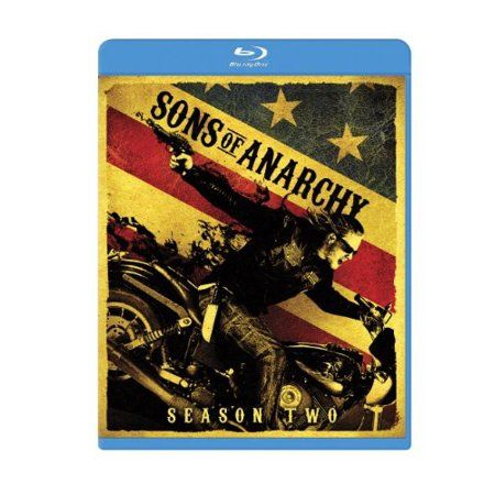 Sons Of Anarchy Season Two Blu Ray In 2021 Sons Of Anarchy Mark Boone Junior Seasons