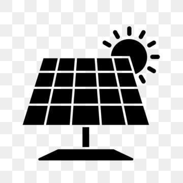 Vector Solar Panel Icon Solar Panel Clipart Solar Icons Solar Panel Png And Vector With Transparent Background For Free Download Energy Logo Cartoon Styles Solar Panels