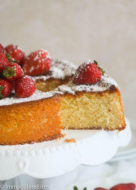 Africanbites Condensedmilk Cake Easy Dessert Condensed Milk Cake Milk Cake Condensed Milk Desserts