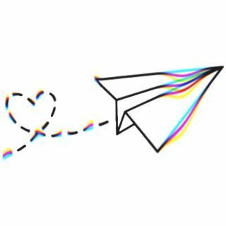 Aesthetic Paper Airplane Png Source Link Aesthetic Airplane Paper Png Aesthetic Airplane Link Paper Png Source Paper Airplanes Paper Aesthetic