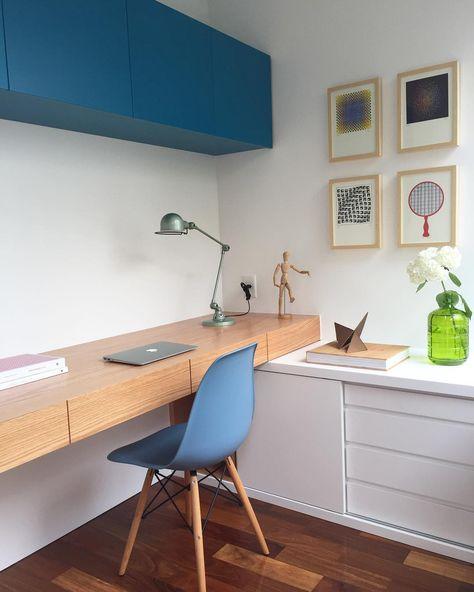 Azul petróleo: 70 ideias modernas para apostar na cor [FOTOS]