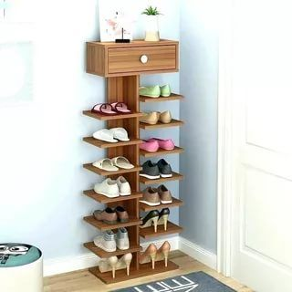 47 Awesome Shoe Rack Ideas In 2020 Concepts For Storing Your Shoes Space Saving Shoe Rack Diy Shoe Storage Diy Shoe Rack
