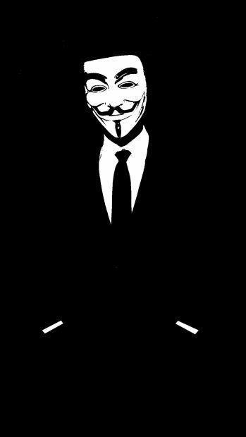 Samsung Wallpaper Anime Hintergrundbild Tapete Anonymous