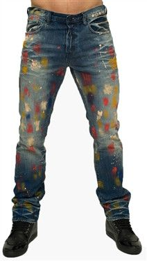 DENIM - Denim trousers Prps R2T7q5