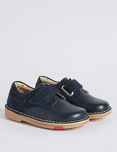 Kids' Leather Walkmates™ Driving Shoes