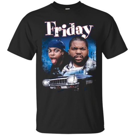 Friday Movie Ice Cube And Chris Tucker Grunge T-Shirt - Cakiko Store