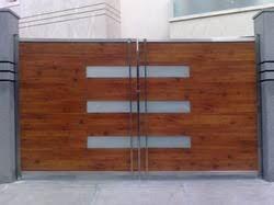 Image result for fundermax door | Gate design, Main gate design, Design
