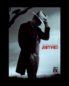Justified 2014 poster