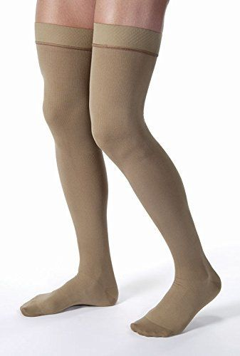 93e0130f0c JOBST 115401 MEN THIGH KHAKI 20/30MED BSN MEDICAL | Compression ...