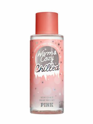 Victorias Secret Warm Cozy Chilled Fragrance In 2020 Body Spray Pink Fragrance Body Smells