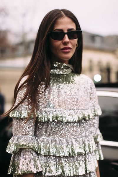 Paris Fashion Week Fall 2019 Attendees Pictures In 2019 Gilda