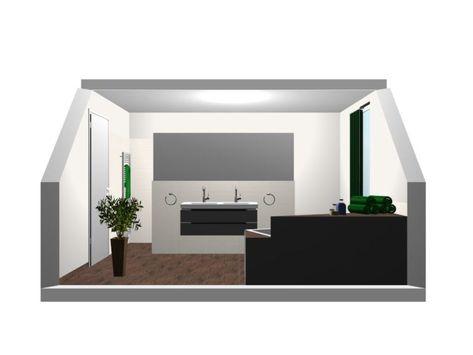 Fliesen Und Badezimmer Planung Im Neubau Badezimmer Badezimmerideen Und Baden