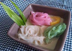 Grace Kitchen Putu Mayang Makanan Resep Kue Resep