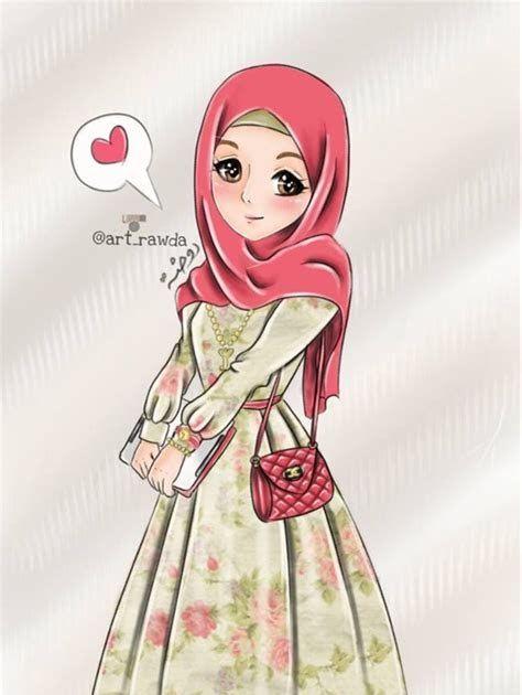 42+ Gambar animasi penjahit muslimah information