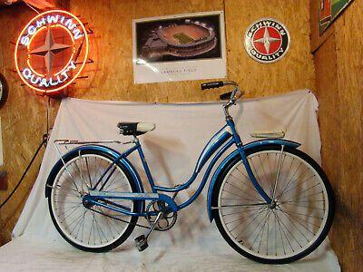 Ebay Ad Url 1962 Schwinn Fiesta Ladies Tank Bicycle Vintage