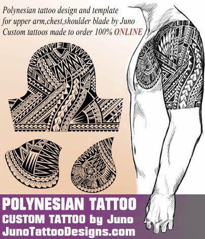 Polynesian Samoan Maori Tattoo Juno Tattoo Designs  Maori