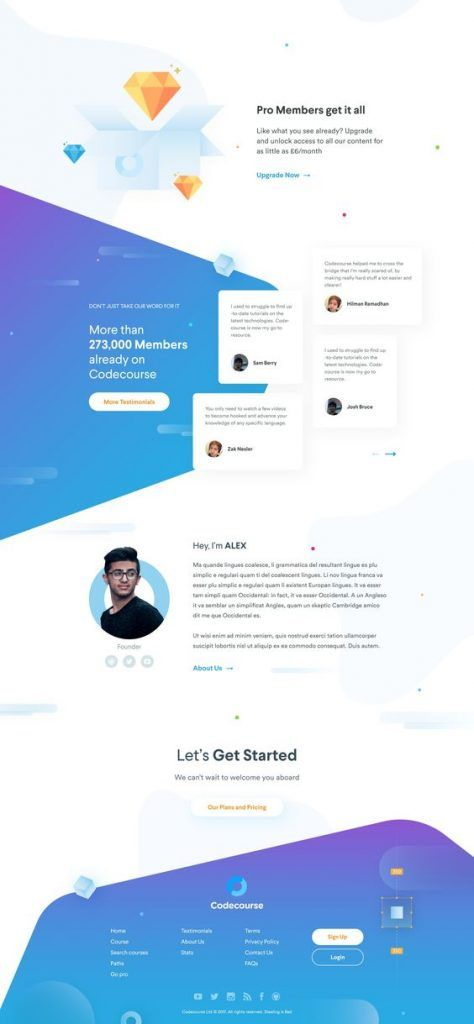 Graphic Design Trends Ideas And Predictions For 2020 Colorwhistle Web Design Quotes Website Design Website Design Inspiration