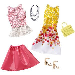 Check out the Barbie Fashions 2-Pack - Day Date (DWG44) at the official Barbie website. Explore the world of Barbie today!
