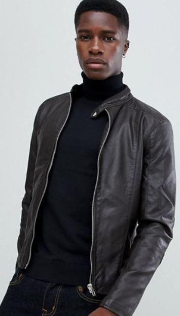 10 Good Looking Brown Vegan Leather Jacket Options Men Women 2020 Brown Vegan Leather Jacket Leather Jacket Leather Jackets Women