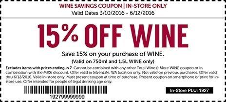 Total Wine Printable Coupon December 2018 Buffalo Wagon