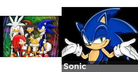 Which Sonic Guy Would Fall For You For Girls Sonic Fall For You Fear Of Everything