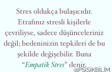 #stres #empatikstres #parapsikoloji #psikoloji #kişiselgelişim #igers