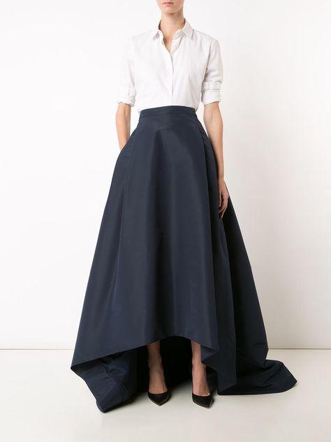 Designer Volume Skirts 2018