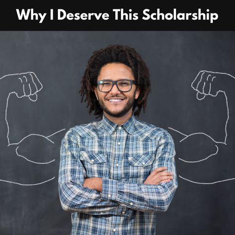 Why You Deserve Thi Scholarship Essay 3 Sample Answer Example Blogging Examples I A