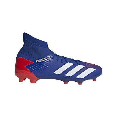 Adidas Predator 20 3 Fg Royal White Soccer Shoes Eg0964 Ebay In 2020 Adidas Predator Soccer Shoes Youth Soccer Cleats