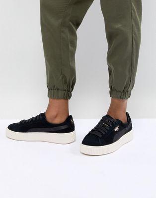 huge discount 534ea 2a7dd Puma Suede Platform Sneaker | My Style | Puma suede ...
