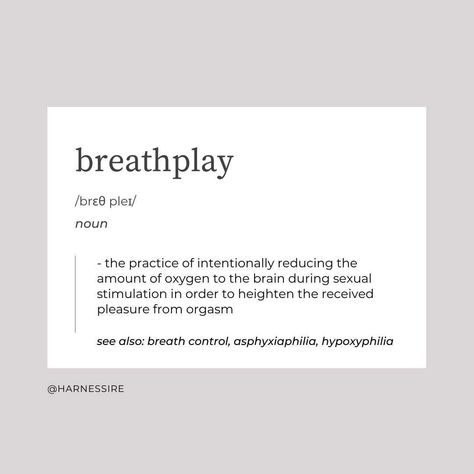 """HARNESSIRE on Instagram: """"Do not try this at home, especially not alone or with an inexperienced player. #HARNESSyourdesIRE #harnessire #wordoftheday #breathplay…"""""""
