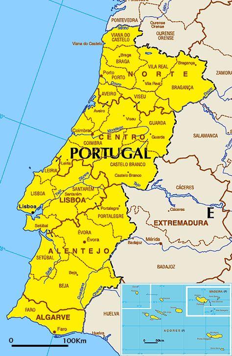 Mapa Espanha E Portugal Pesquisa Google Com Imagens Roteiro