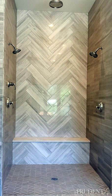 Different 36x36 Shower Tile Ideas To Inspire You Shabby Chic Bathroom Small Master Bathroom Parade Of Homes