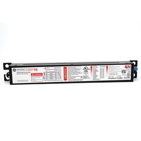 Ge 4 Bulb Commercial Electronic Fluorescent Light Ballast Lowes Com Fluorescent Light Ballast Bulb