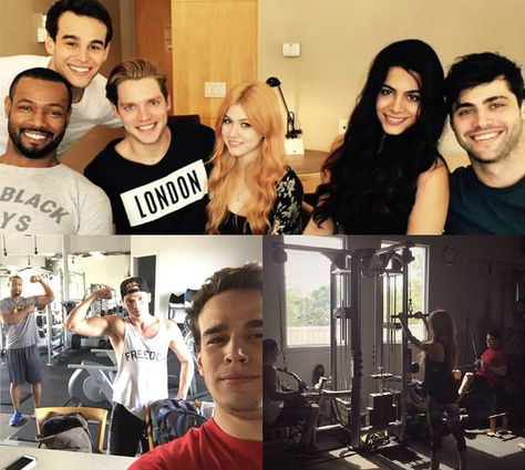 Your one-Stop Mortal Instruments Shop: Everything about the Shadowhunters TV Series so far. | moviepilot.com