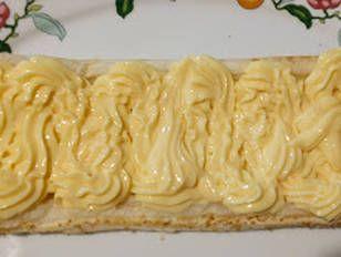 Crema Pastelera En Monsieur Cuisine Plus Receta De Lola Benavides Receta Pastelera Crema Pastelera Recetas