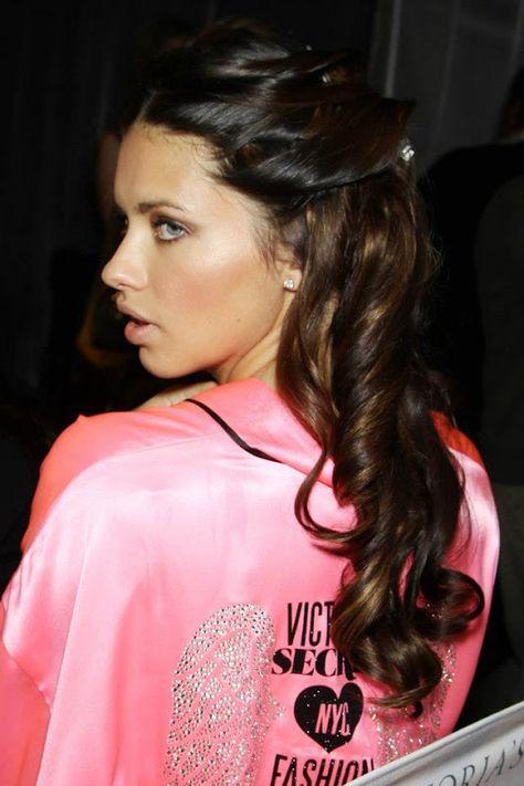Summer 2013 Love Underneath Color Subtle Ombre Victorias Secret Fashion Show 2012