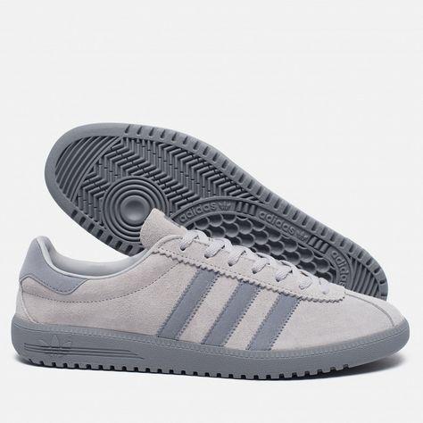 Кроссовки Bermuda Light Solid Grey | Sneakersss