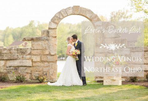 Wedding Venues in Northeast Ohio