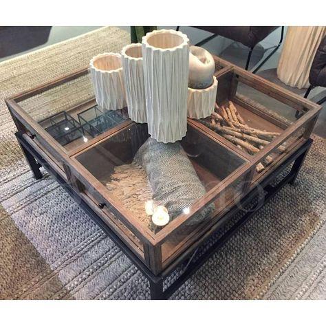 Salontafel Vierkant Grijs.Braxton Arendal Coffee Table 120x60 90x90cm Salontafel Vierkant