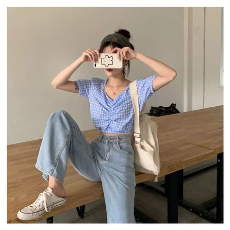 korean summer outfits casual simple