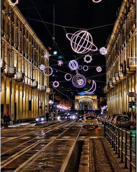 igersitalia Torino By Night via Po...