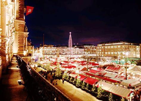 weihnachtsmarkt rathaus hamburg 2019