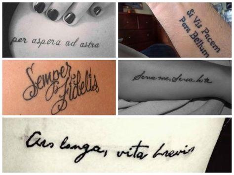 tattoo-sprüche-lateinisch-kurz-arm   Tattoo sprüche latein