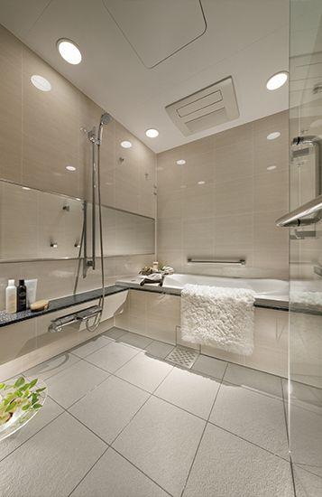 バスルーム マンション 一戸建て 理想の間取り探し 浴室 デザイン バスルームのインテリアデザイン バスルーム おしゃれ