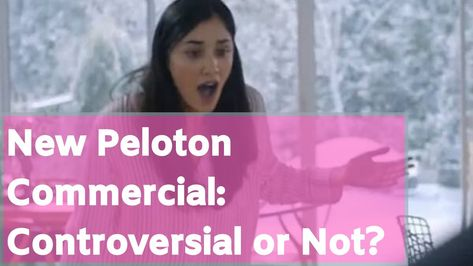"Peloton Commercial Reaction | ""The Gift That Gives Back"" by Peloton #peloton #pelotoncommercial #commercial #controversial"