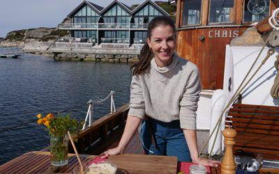 Island Treats New Scandinavian Cooking Cooking Scandinavian Crab Rolls