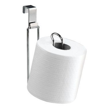 Metal Wire Over Tank Toilet Tissue Paper Roll Holder Dispenser 1 Roll Tissue Paper Roll Paper Roll Holders Toilet