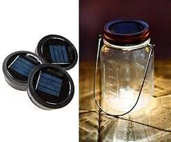 Mason Jar Solar Lights How To Make Mason Jar Solar Lights Solar Mason Jars Mason Jar Solar Lights Solar Lights Diy